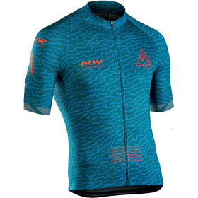 Northwave Rough Bike Jersey Shortsleeve Men turquoise